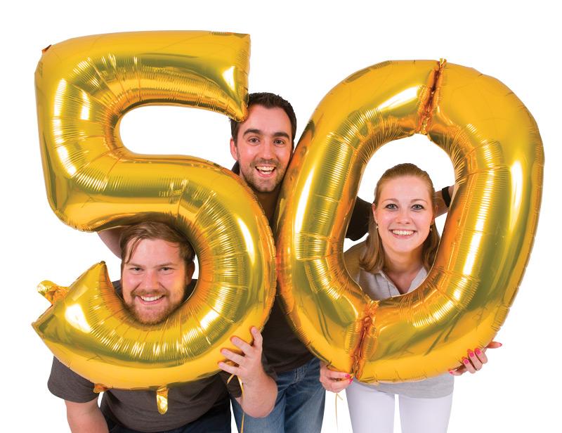 Manutans' 50th Anniversary