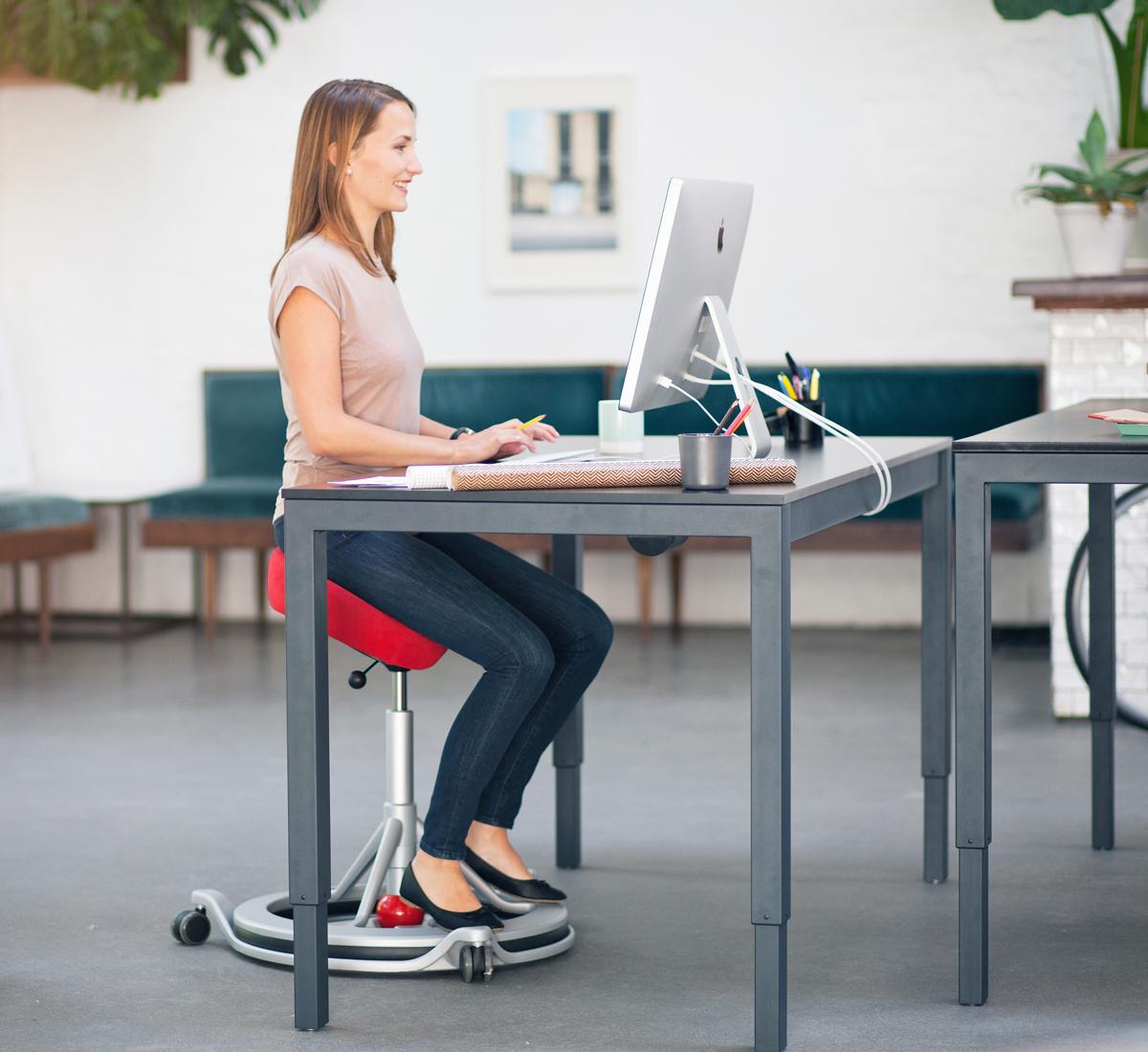 Back App Ergonomic Chair