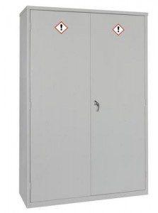 Hazardous Chemical Storage Cabinet - 1830x1220mm Closed