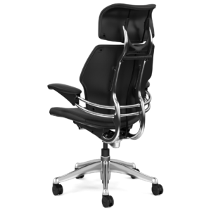 Humanscale Freedom Headrest Chair Back View