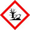 Hazardous to Environment COSHH Symbol