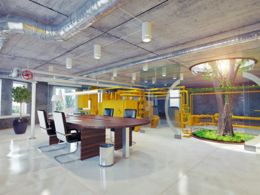 Eco Office Design