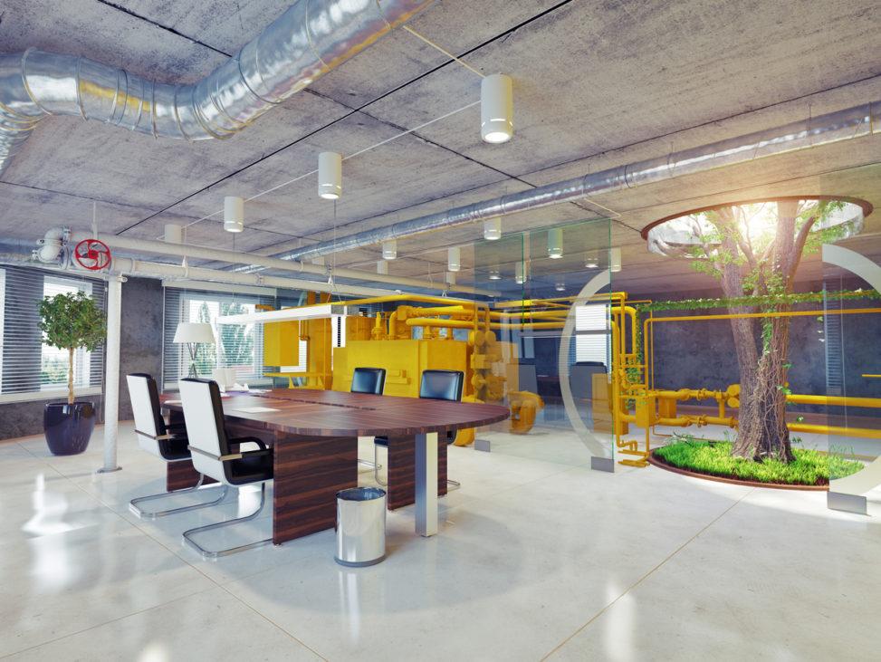 Eco Office Design