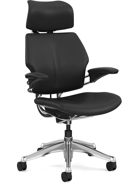 Humanscale - freedom with headrest