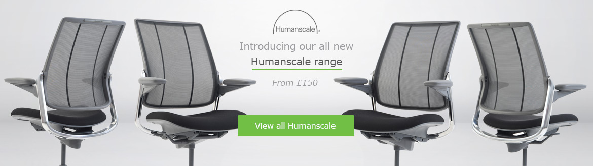 Humanscale chairs slide