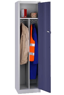 Clothes and workwear lockers