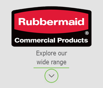 Rubbermaid mobile banner