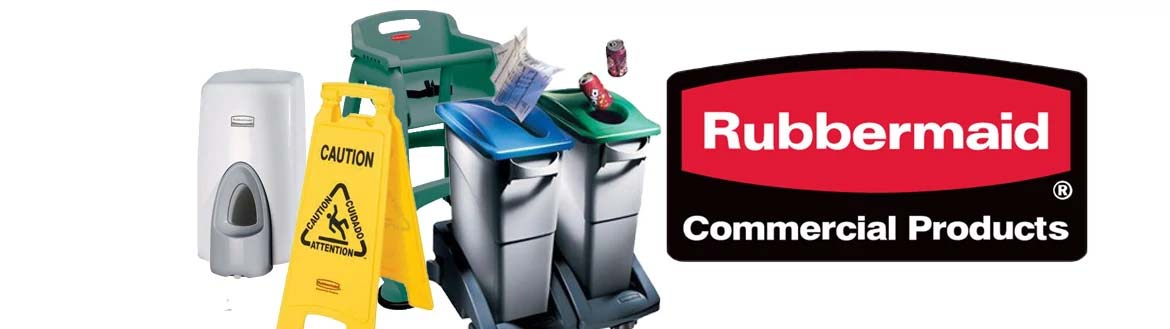 rubbermaid Products Banner