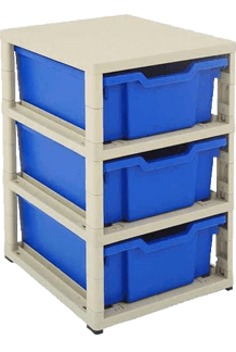 Shelf Trays, Racks & Cabinets