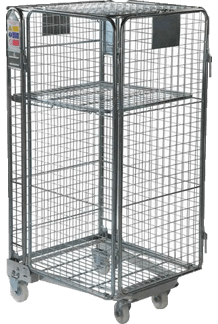 Roll Containers & Cages