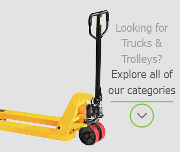 trucks and trolleys mobile banner