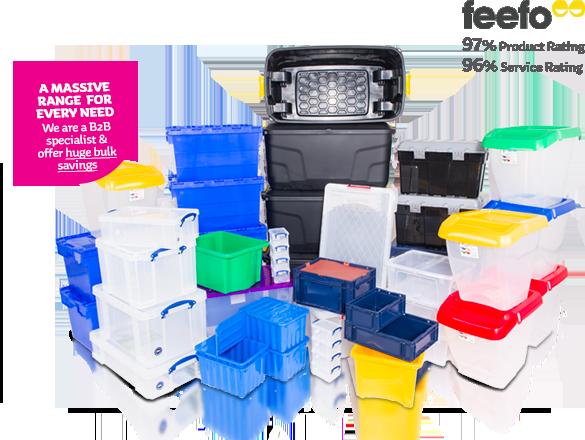 Plastic Storage Boxes Storage Boxes For Every Environment  sc 1 st  Listitdallas & 84 Litre Plastic Storage Boxes - Listitdallas