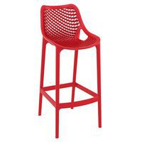 Red Spring Bar Stools