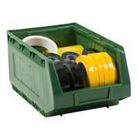 Manutan green picking storage bin 10L.