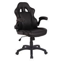 Black Predator Racing Style Office Chair