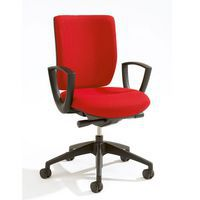 Pop Medium Chair Fixed Arms