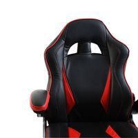 Red Predator Racing Style Office Chair