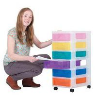 Multicoloured Drawers