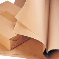Recycled Kraft Wrapping Paper