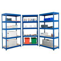 3 Bay Offer - Budget Shelving In Use