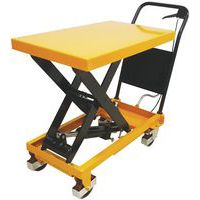 Mobile Lift Table - 300kg - Manutan