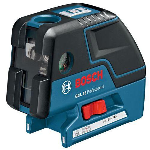 Automatic laser level GCL 25 - Bosch