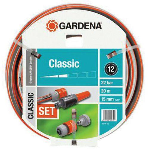 Classic water hose kit - Pressure 22 bars - L 25 m