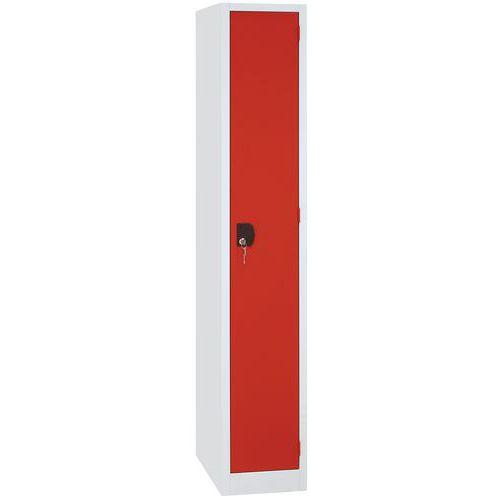 1 Door Locker on a Plinth - 300mm Wide
