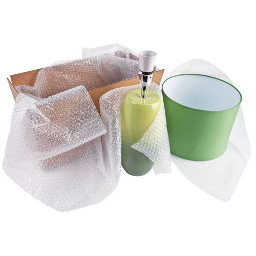 Space-saving and ecological barrier bubble wrap - Ø 10mm - 35μm