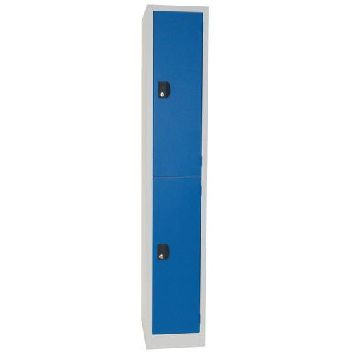 Storage Lockers 2 Door - 1800x315x500mm