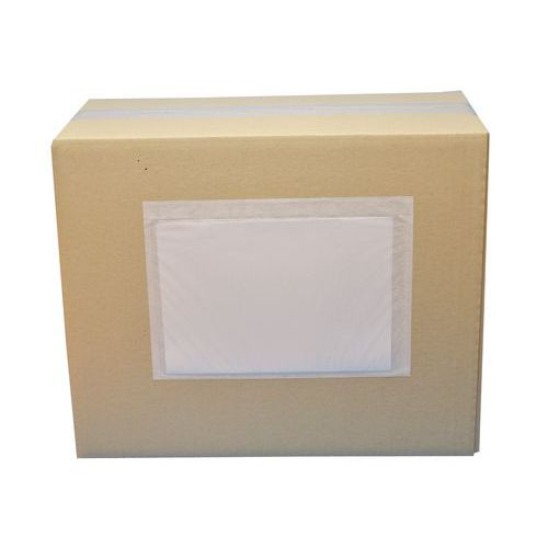 Document wallet - Print-free