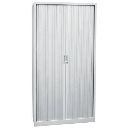 Tambour Door Cupboards - Height 1950mm