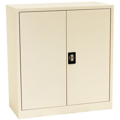Cabinet with hinged doors - Low cabinet - Manutan Orel