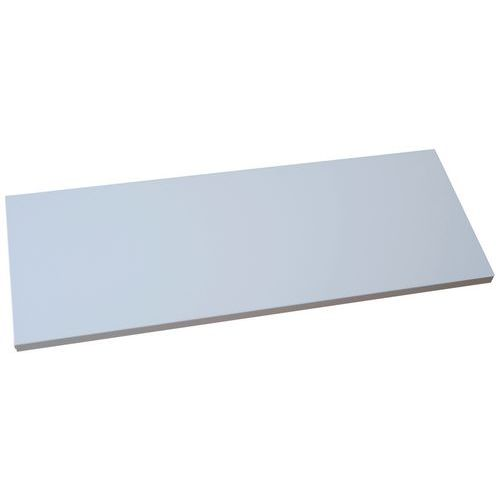 Shelf for cabinet with tambour doors - 120cm - Manutan Orel