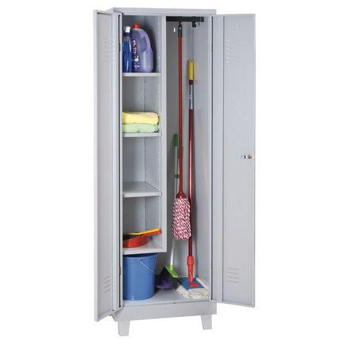 Maintenance cabinet - W x D: 600 x 500mm - Manutan