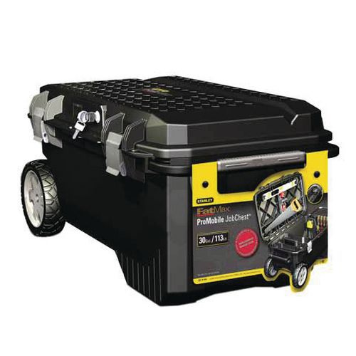 Fatmax waterproof job chest – 113 L
