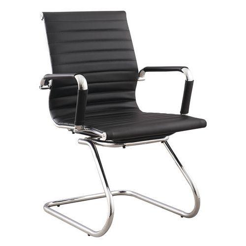 Swale Wave Base Meeting Room Chair