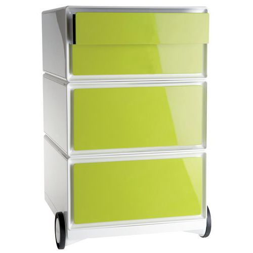 Easybox mobile filing cabinet with 4drawers - Paperflow