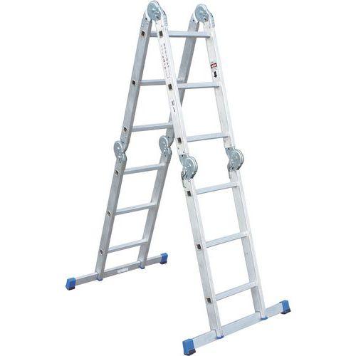 Multipurpose Aluminium Ladder