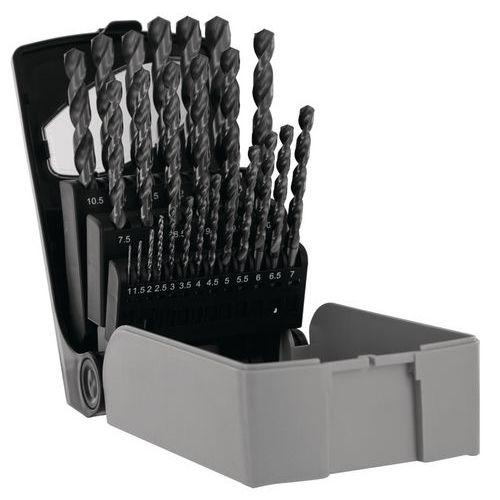 Set of Blade HSS drills - 25 pieces