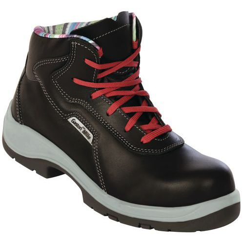 New Lady S3 SRC high safety shoes, black