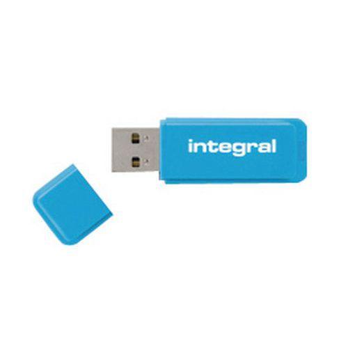 INTEGRAL Neon USB 2.0 flash drive