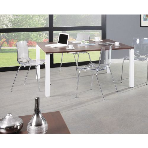 Access square meeting table