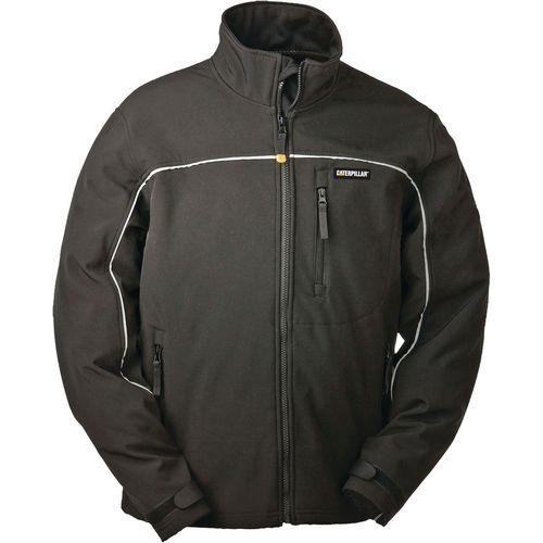 CAT soft shell work jacket