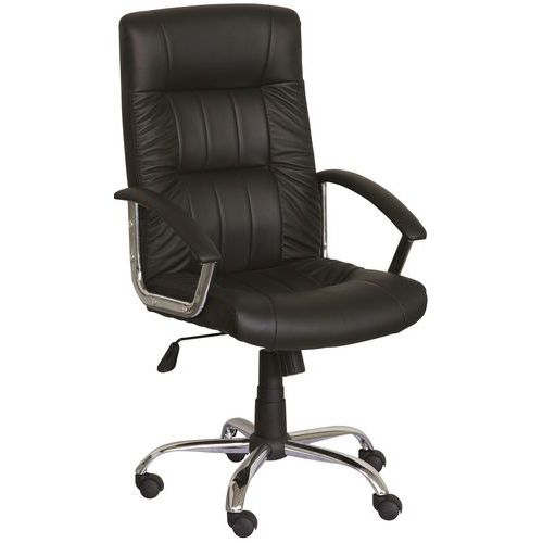 Lune Executive Leather Office Chair