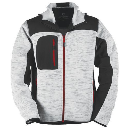 BORA bi-material jacket