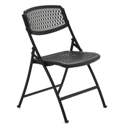 Net folding chair
