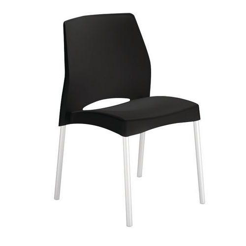 Polypropylene Bistro Stacking Chair