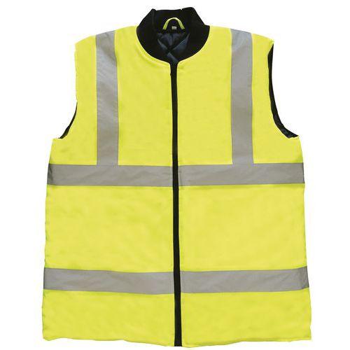 High-Visibility Work Vest - Manutan