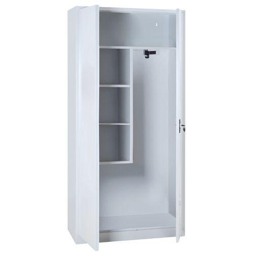 Very wide maintenance cabinet - On base - Manutan